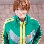 Cosplay-Cover: Chie Satonaka 『里中・千枝』