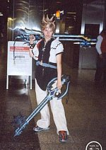 Cosplay-Cover: Roxas (KH2)