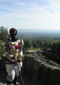 Cosplay-Cover: Spear