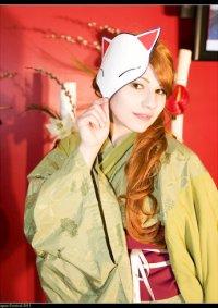 Cosplay-Cover: Inari