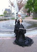 Cosplay-Cover: Beautiful Black