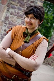 Cosplay-Cover: Will Scarlet - (Robin Hood BBC)