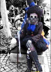 Cosplay-Cover: Dead Bones Brooke [ブルック; Pre-Timeskip]