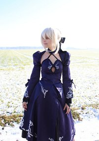 Cosplay-Cover: Saber Alter