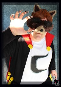 Cosplay-Cover: The Coon