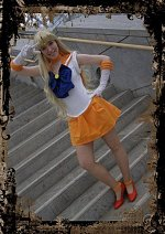 Cosplay-Cover: Sailor Venus (alte Version)