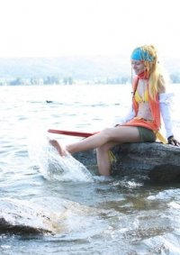 Cosplay-Cover: Rikku [Dieb]