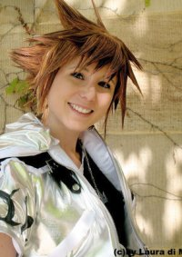Cosplay-Cover: Sora - Final Drive Form (KH2)