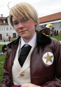 Cosplay-Cover: Alfred F Jones [Uniform]