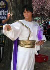 Cosplay-Cover: Aladdin - Prinz Ali