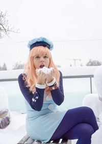 Cosplay-Cover: Sherly Nome (Winteroutfit)