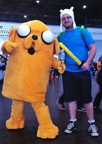 Cosplay-Cover: Jake The Dog