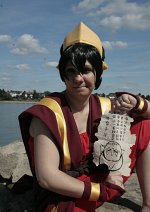 Cosplay-Cover: Toph Bei Fong (Book III)