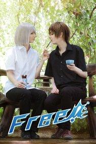 Cosplay-Cover: Serizawa Nao [Free! Starting Days]