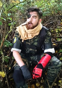 Cosplay-Cover: Venom Snake