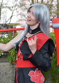 Cosplay-Cover: Hidan (Female-Version)