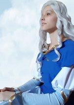 Cosplay-Cover: Prinzessin Allura