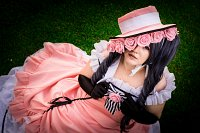 Cosplay-Cover: Ciel Phantomhive by Hana