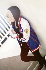 Cosplay-Cover: Yuri