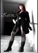 Cosplay-Cover: Karin [Yakuza]