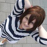 Cosplay-Cover: Yui Hirasawa [Marine Dress]