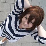 Cosplay-Cover: Yui Hirasawa [Marine Dress]