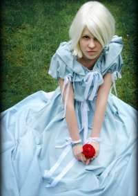 Cosplay-Cover: Prinzessin Friedericke
