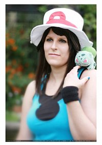 Cosplay-Cover: Pokemon Trainer Leaf
