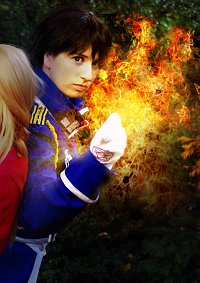 Cosplay-Cover: Roy Mustang [ロイ マスタング]