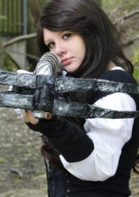 Cosplay-Cover: Gretel (Hansel and Gretel - Witch Hunters)