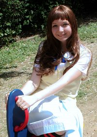 Cosplay-Cover: Ai Shindou (Sommeruniform)