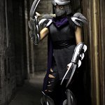 Cosplay: Shredder