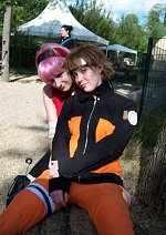 Cosplay-Cover: Naruto Uzumaki [Time Skip]