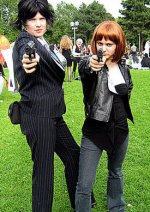 Cosplay-Cover: Special Agent Dana Scully (9. Staffel)