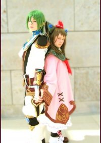 Cosplay-Cover: Faize Sheifa Beleth