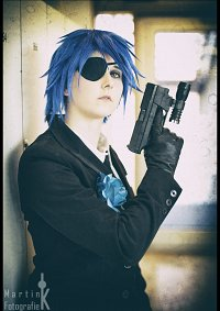 Cosplay-Cover: Kaito Shion (Secret Police)