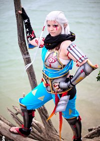 Cosplay-Cover: Hyrule Warriors Impa