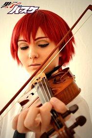 Cosplay-Cover: Akashi Seijûrô [Violinist]