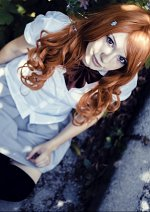 Cosplay-Cover: Orihime Inoue - Summer School Uniform