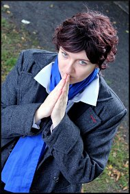 Cosplay-Cover: Sherlock Holmes