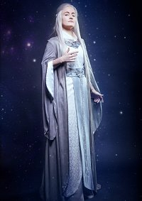 Cosplay-Cover: Celeborn, Lord of the Galadhrim