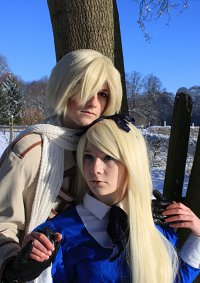 Cosplay-Cover: Russland