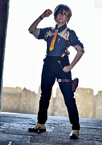 Cosplay-Cover: Ludger