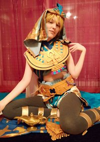 Cosplay-Cover: Cleric Aladdin