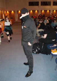 Cosplay-Cover: Kaku (CP9 Outfit)