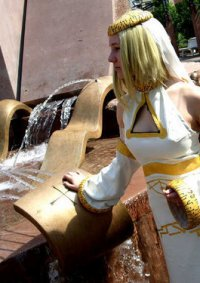 Cosplay-Cover: Fina