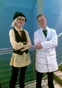 Cosplay-Cover: Dr. Wakaouji
