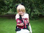 Cosplay-Cover: Rin Kagamine [Trick and Treat]