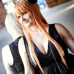 Cosplay-Cover: Touko Murasame [Black Dress]