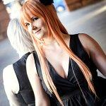 Cosplay-Cover: Touko Murasame [Black Dress]